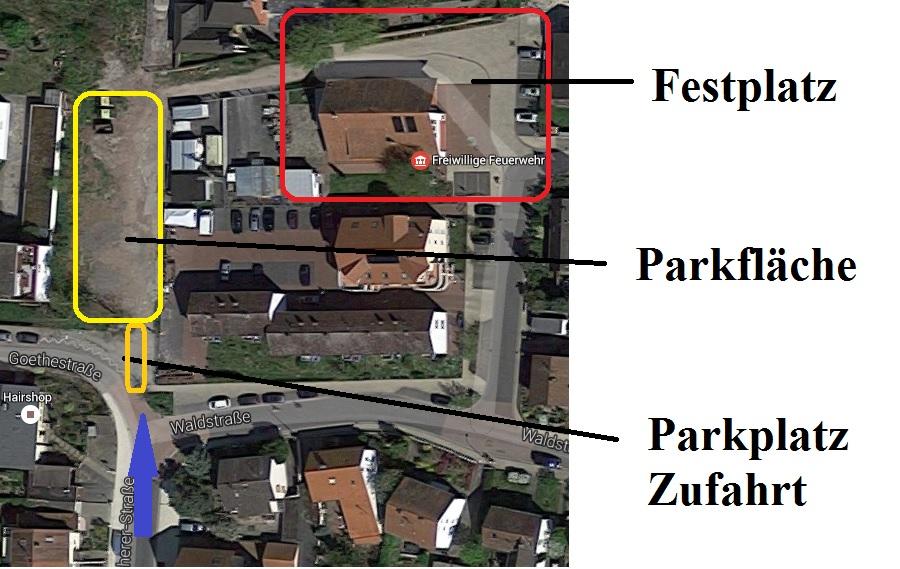 parkplatz fest